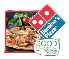 :Domino's 97% Fat Free Pizza