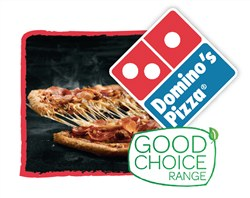 Domino's Low Carb Pizza