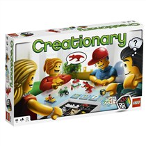 Creationary from LEGO® Games