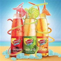 Lipton Virgin Cocktails