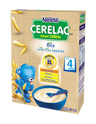 Nestlé CERELAC Infant cereal Rice