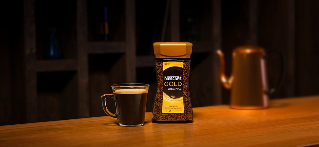 NESCAFE Gold Original