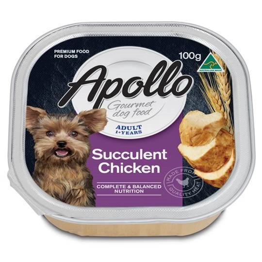Apollo dog food
