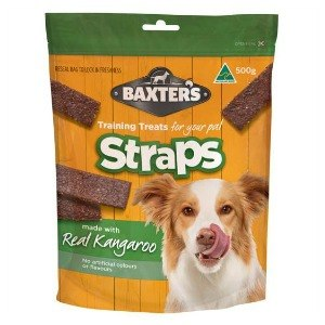 Baxter's dog food