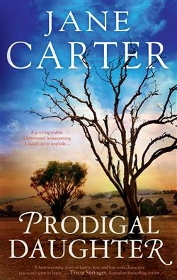 Prodigal Daughter by Jane Carter