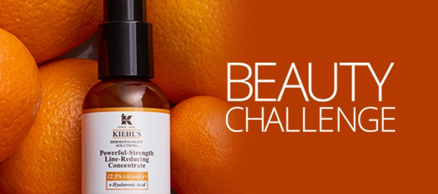 Beauty Challenge - Kiehl's