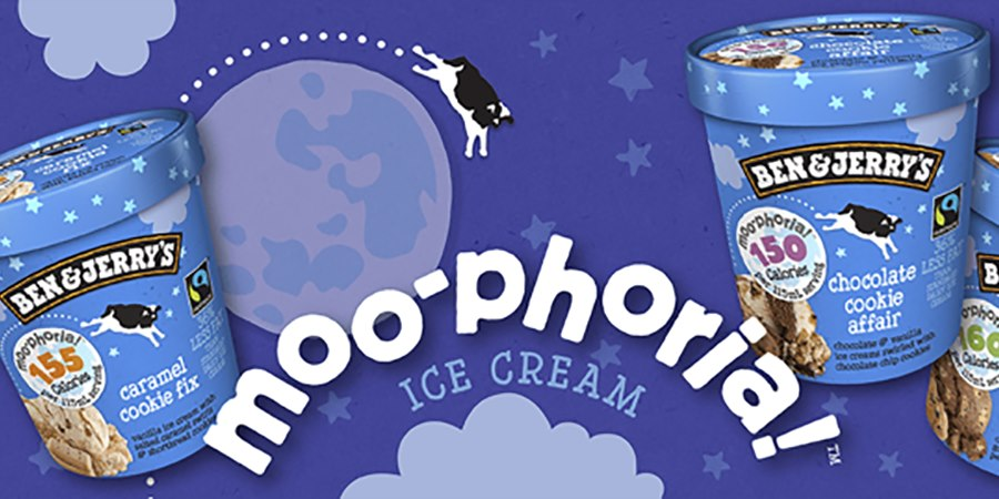 Ben and Jerry's Moophoria