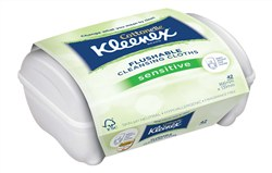 Kleenex® Cottonelle® Flushable Cleansing Cloths