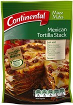 :Continental meals