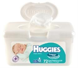 Huggies Newborn & Sensitive Baby Wipes