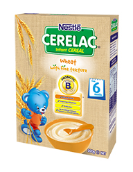 :Nestlé CERELAC Infant cereal Wheat