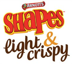 Shapes Light & Crispy