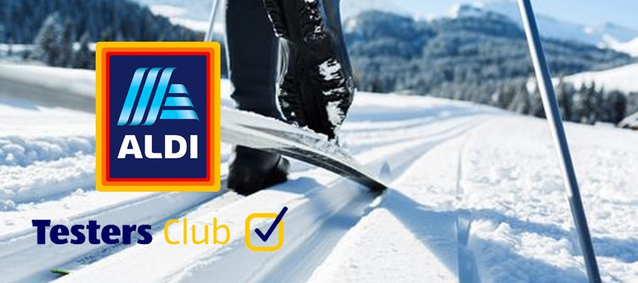 ALDI snow gear