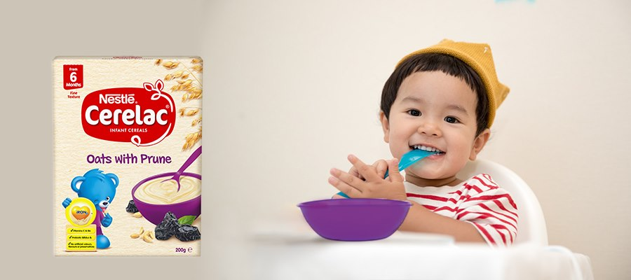 CERELAC Infant Cereal - second pack