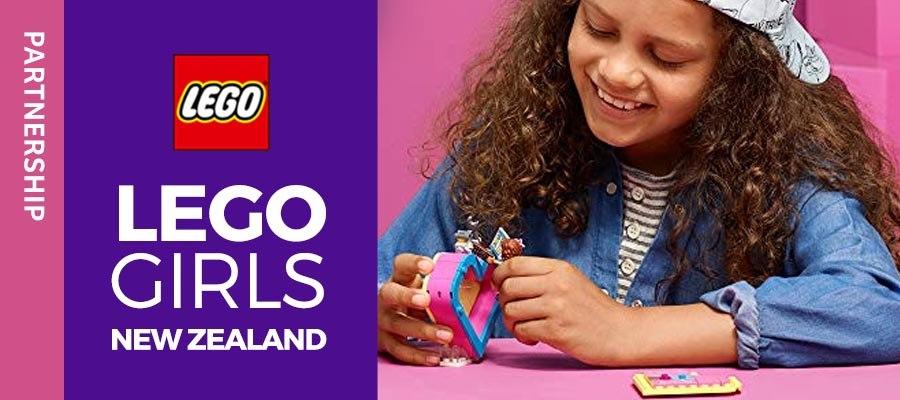 LEGO Friends Heart Boxes NZ Creators