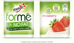 :Yoplait Forme Satisfy